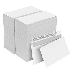 office discount Briefumschläge DIN lang ohne Fenster weiß 500 St.
