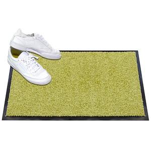 Mercury Fußmatte Wash & Clean hellgrün