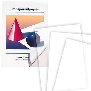 Transparentpapier Kugel und Kegel von keine Marke