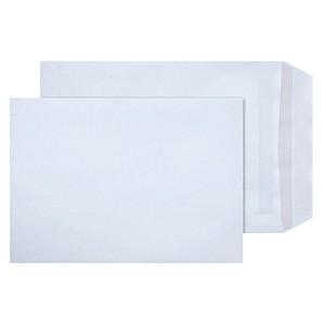 STEINMETZ Versandtaschen DIN C4 ohne Fenster weiß 250 St.