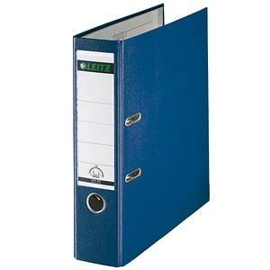 LEITZ 1010 Ordner blau Kunststoff 8,0 cm DIN A4