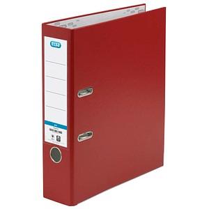 AKTION: ELBA smart, PP / Papier Ordner rot Kunststoff 8,0 cm DIN A4