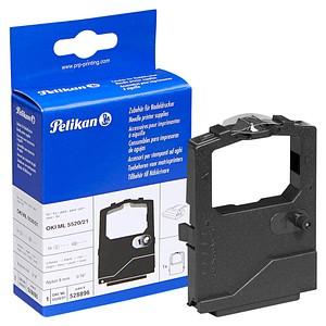 Pelikan schwarz Farbband ersetzt OKI ML 5520/21