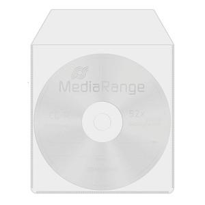 Hülle CD-Folien-Tasche von MediaRange