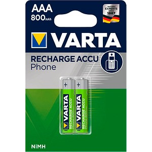 Akkus RECHARGE ACCU Phone von VARTA