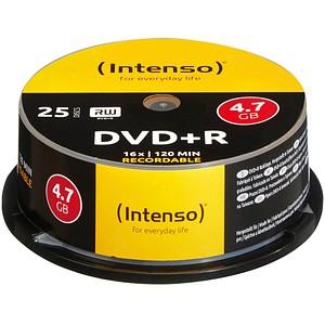 25 Intenso DVD+R