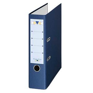 bluefile blue file Ordner dunkelblau Karton 8,0 cm DIN A4