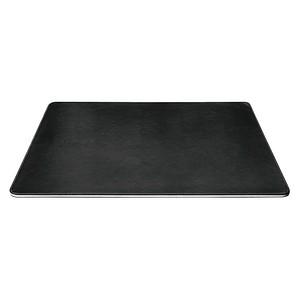 SIGEL Schreibtischunterlage eyestyle® Kunstleder schwarz