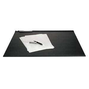SIGEL Schreibtischunterlage cintano:S Kunstleder schwarz