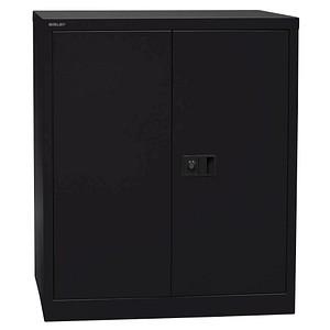 BISLEY Stahlschrank Universal schwarz/schwarz