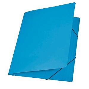 PAGNA Eckspanner Lucy Trend DIN A4 blau