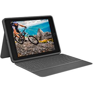 Logitech RUGGED FOLIO Tablet-Tastatur