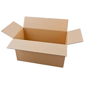 20 Wellpapp-Faltkartons 1-wellig 56,0 x 29,0 x 31,7 cm