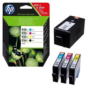 Tinte/ Tintenpatrone 934XL + 935XL von HP