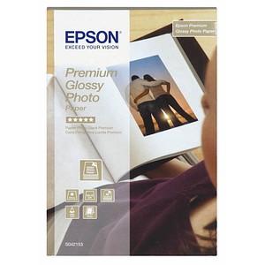 EPSON Fotopapier S042153 10,0 x 15,0 hochglänzend 255 g/qm 40 Blatt