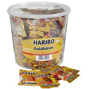 Fruchtgummis Goldbären Minibeutel von HARIBO