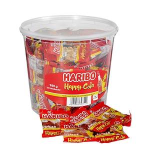 Fruchtgummis Happy Cola Minibeutel von HARIBO