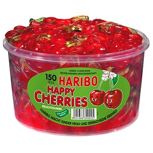Fruchtgummis HAPPY CHERRIES von HARIBO