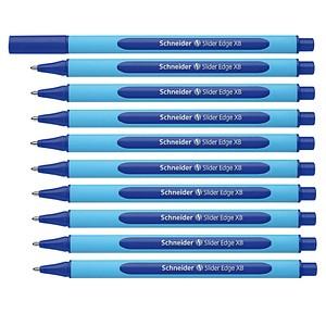 Kugelschreiber mit Kappe Slider Edge von Schneider