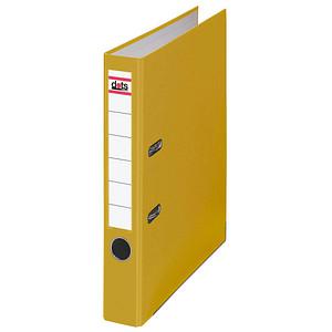 dots Ordner gelb Kunststoff 5,0 cm DIN A4