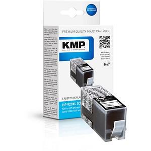 Tinte/ Tintenpatrone H67 von KMP