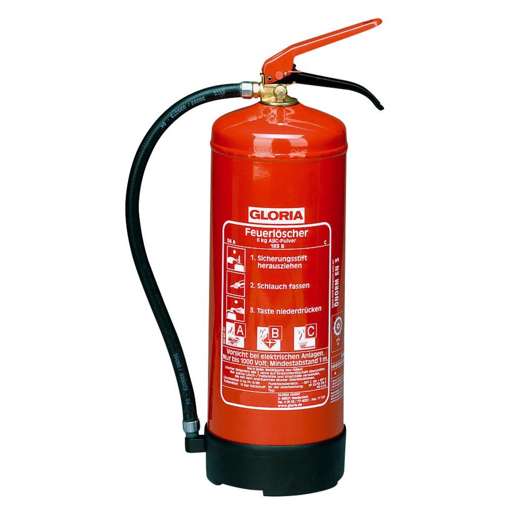Feuerlöscher PD6GA von GLORIA