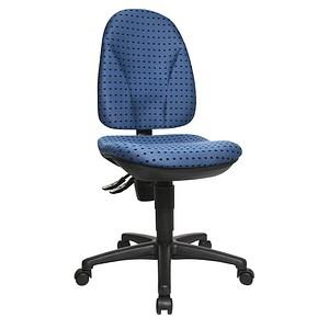 Topstar Point 30 Bürostuhl blau