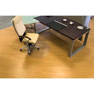 Roll-o-Grip Bodenschutzmatte für glatte Böden rund, 120,0 x 120,0 cm