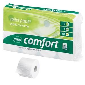 Toilettenpapier comfort von wepa
