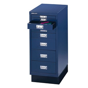 Schubladenschrank MultiDrawer™ L298S von BISLEY