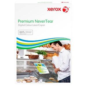 xerox Laserfolien Premium NeverTear 003R92338 matt A4 100 Blatt