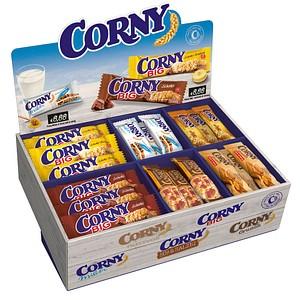 Müsliriegel Sortimentskarton von CORNY