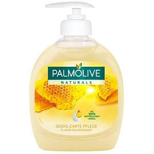Flüssigseifen Cremeseife NATURALS Seidig-Zarte Pflege mit Milch & Honig von Palmolive