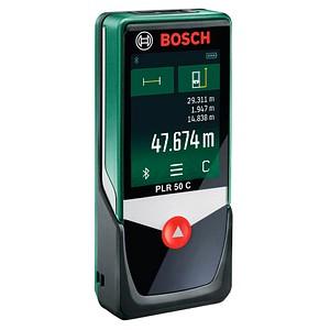 Laser-Entfernungsmesser PLR 50 C von BOSCH