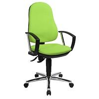 Topstar Support® P Deluxe Bürostuhl grün