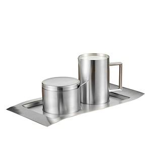 Milch- und Zucker-Set WAVE von Esmeyer