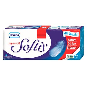 Taschentücher Softis Klassik von Softis