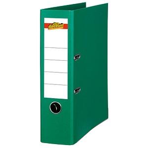office discount Ordner grün Kunststoff 8,0 cm DIN A4