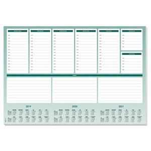 Schreibtischunterlage Weekly Planner Maxi von SIGEL