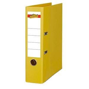 office discount Ordner gelb Kunststoff 8,0 cm DIN A4