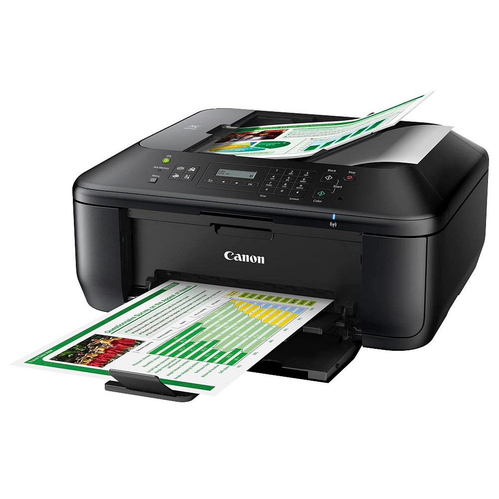 AKTION: Canon PIXMA MX475 4 in 1 Tintenstrahl-Multifunktionsdrucker schwarz