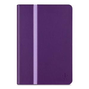 belkin Stripe Cover Tablet-H uuml lle f uuml r Apple iPad mini 2012 , iPad mini 2 2013 , iPad mini 3 2014 violett