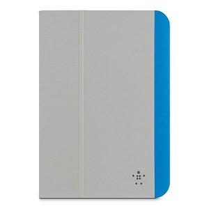 belkin Slim Style Tablet-H uuml lle f uuml r Apple iPad mini 2012 , iPad mini 2 2013 , iPad mini 3 2014 grau, blau