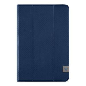 belkin Tri Fold Tablet-H uuml lle f uuml r Apple iPad mini 2012 , iPad mini 2 2013 , iPad mini 3 2014 , iPad mini 4 2015 blau