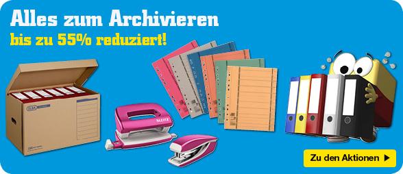 Alles zum Archivieren