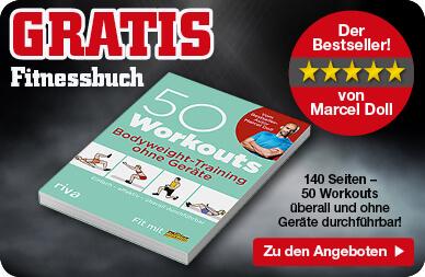 Gratis Fitnessbuch